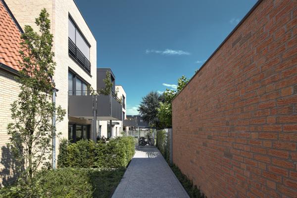 Mehrfamilienhaus Stadtgärten in Telgte